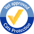 vet approved badge