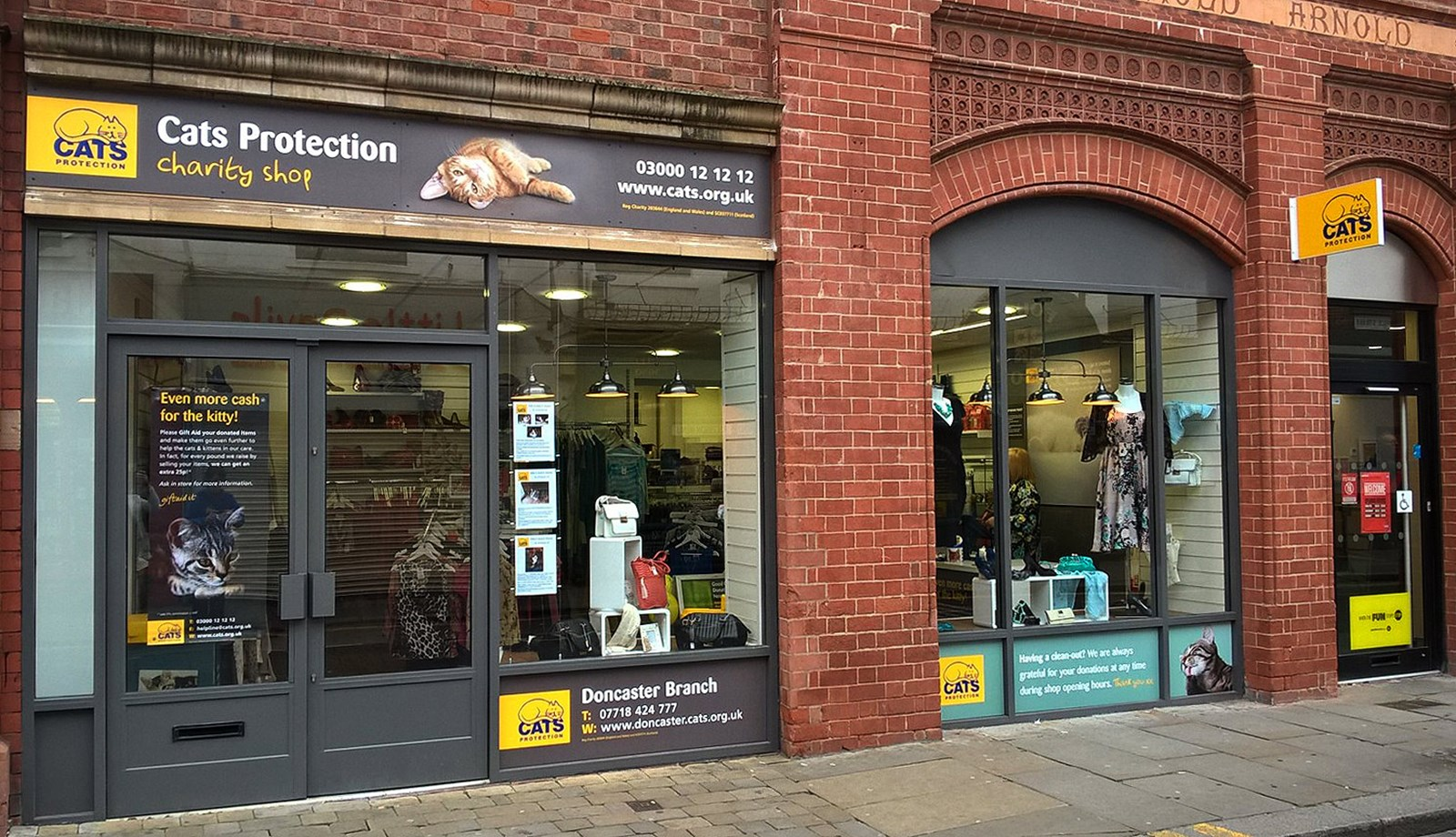 Cats Protection Shop