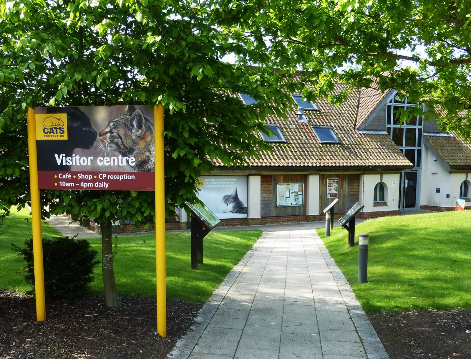 Cats Protection Visitor Centre