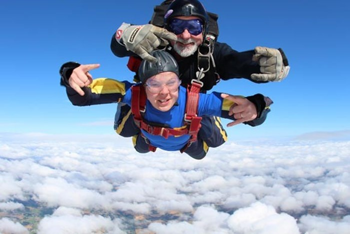 Suffolk skydive | Events | Cats Protection