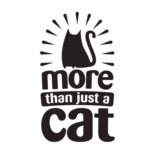 More Than Just a Cat logo