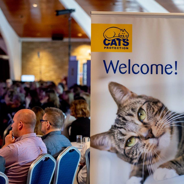 Cats Protection AGM