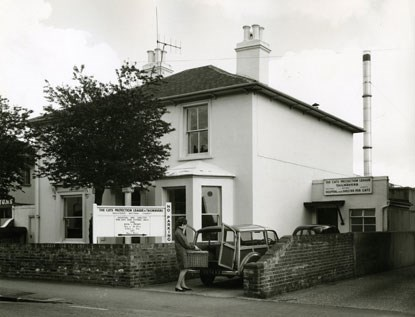 Cats Protection HQ Slough 1935