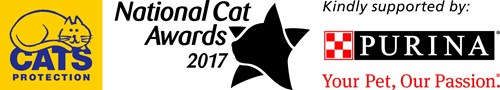 Cats Protection's National Cat Awards 2017 sponsored by Purina