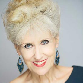 Anita Dobson Cats Protection