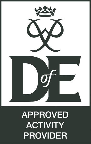 DofE logo
