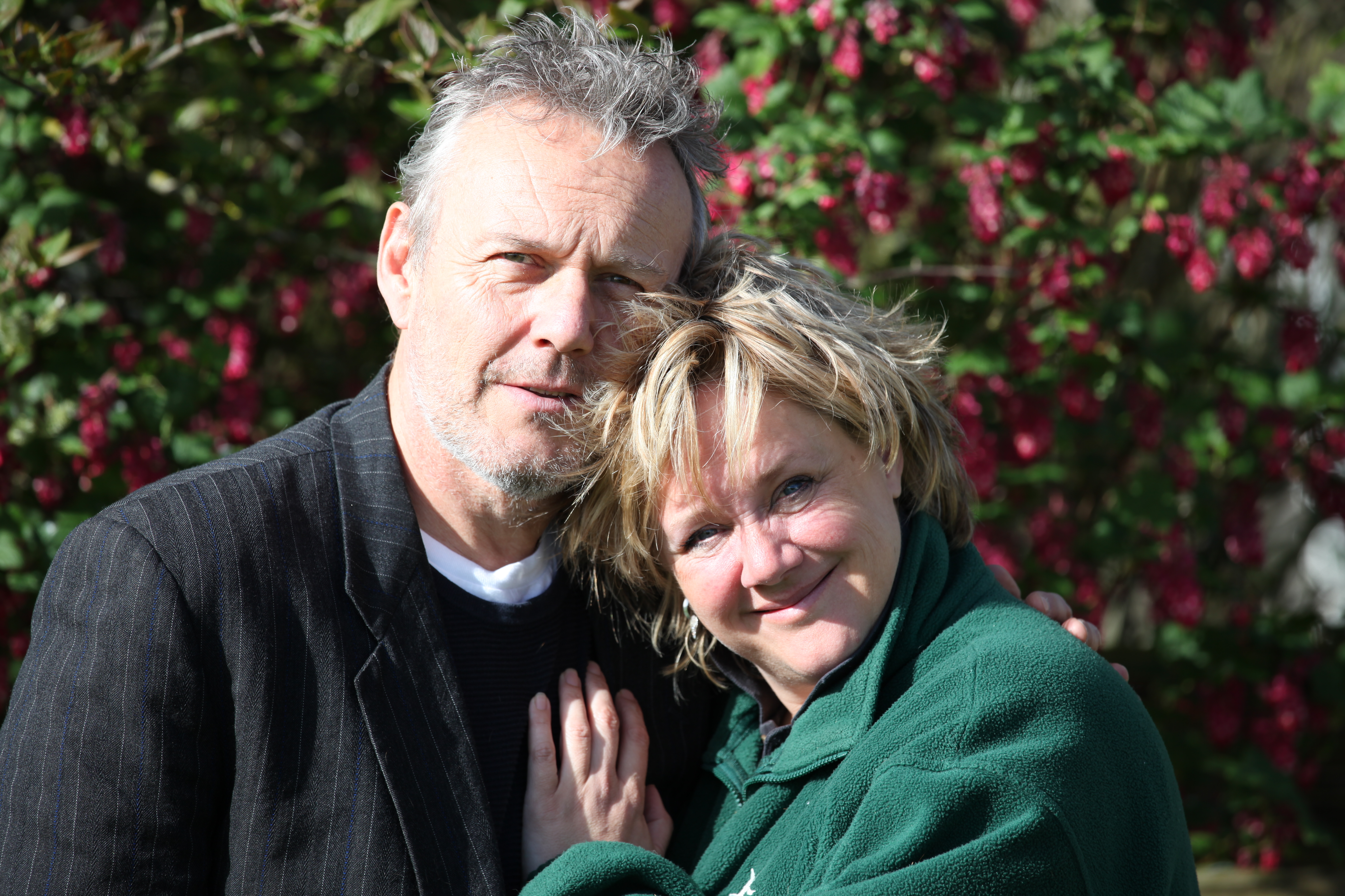 Anthony Head Sarah Fisher National Cat Awards