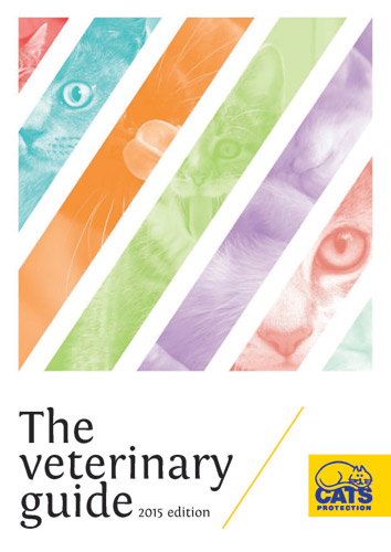 Veterinary guide cover