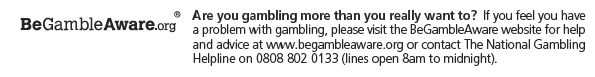 Gambling Aware logo