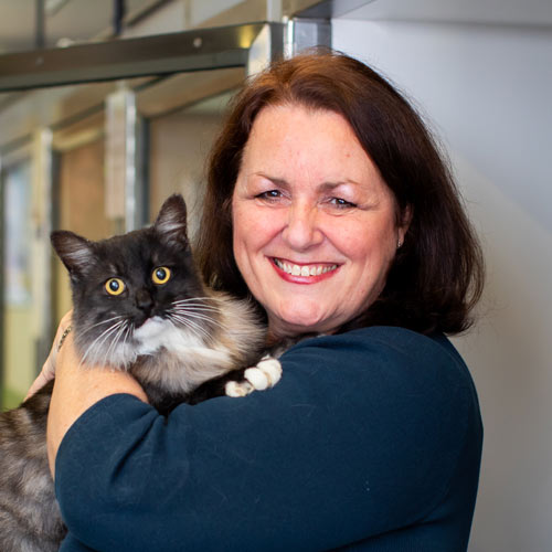 Maggie Roberts: Director of Veterinary Services