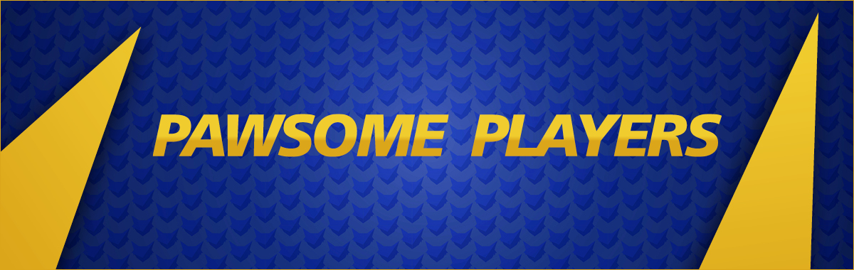 Pawsome Players banner