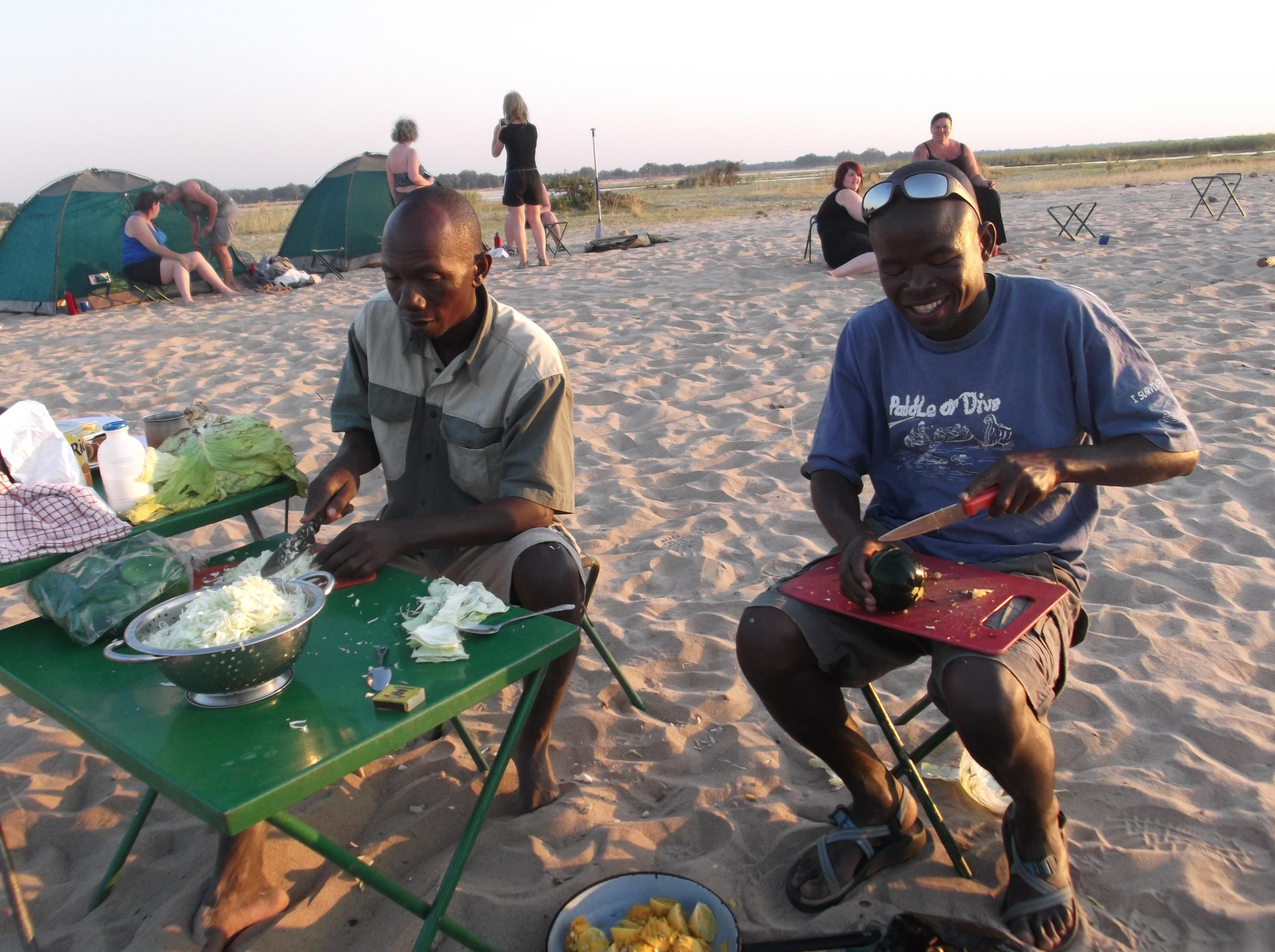 Zambia guides