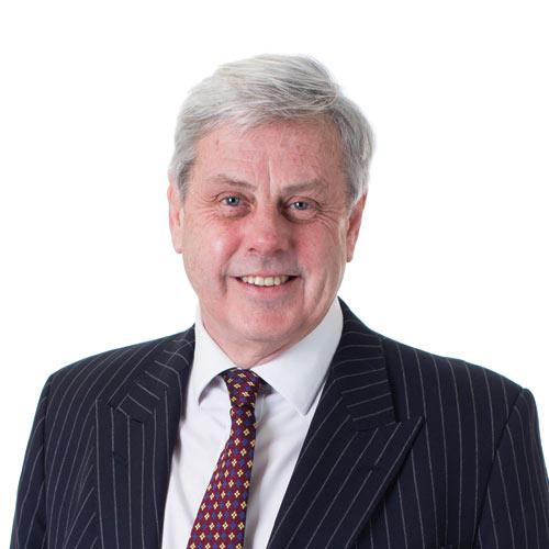 Dominic Sullivan – Director of Legal Services