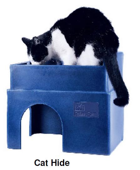 Feline fort