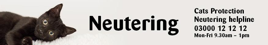 Neutering Info