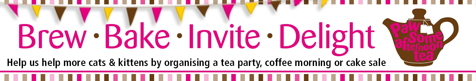 Fundraising tea party