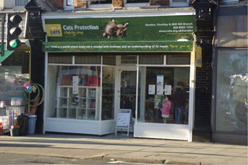 Please visit our shop in Finchley
