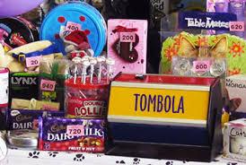 We need Tombola prizes!