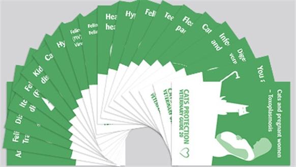 Vet guide leaflets