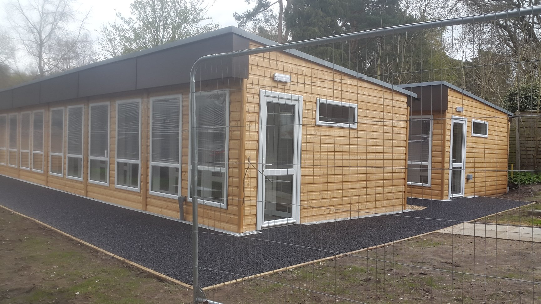 New cattery