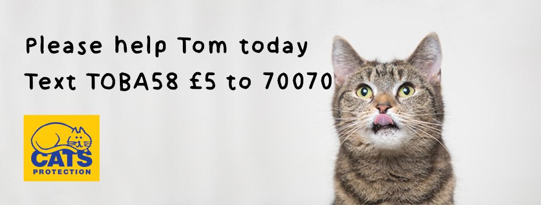 Please help Tom
