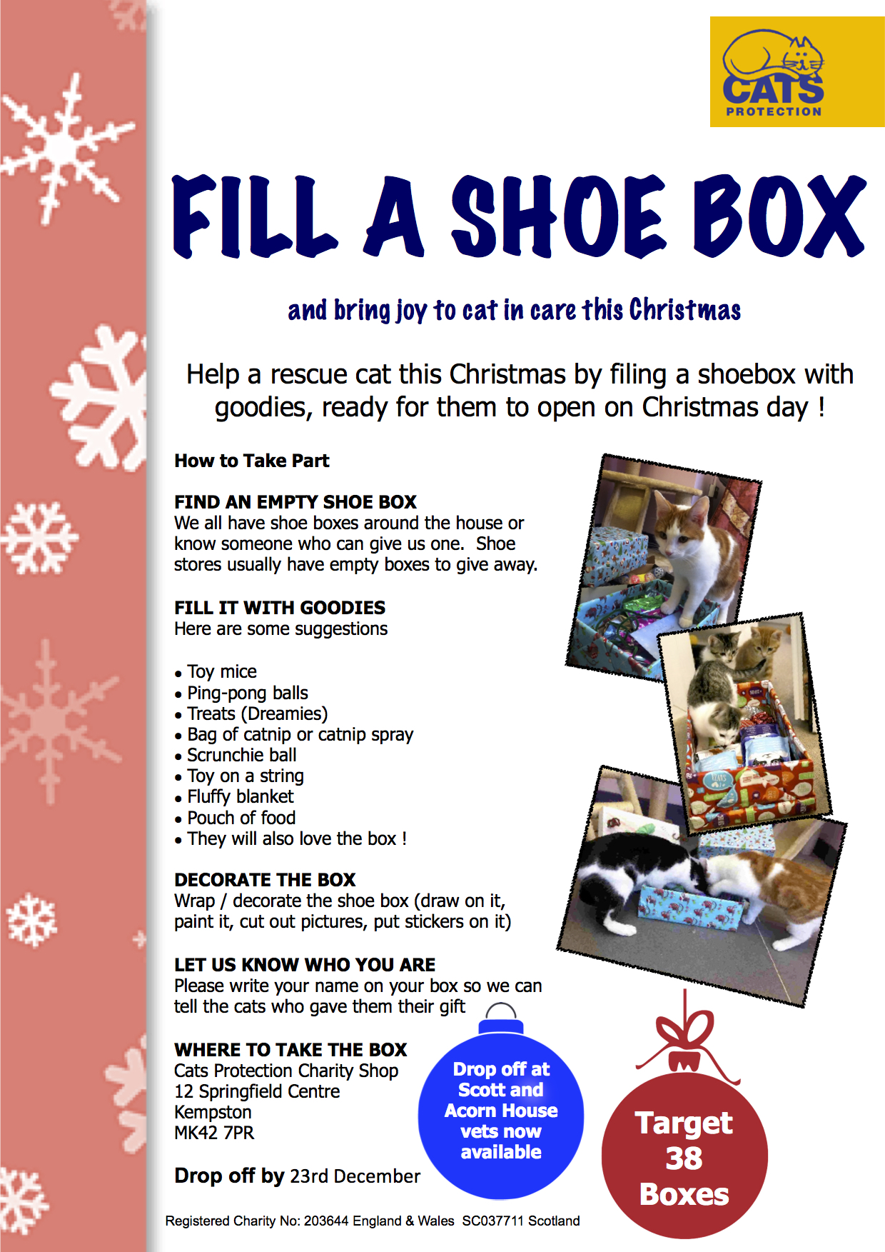 Charity Shoe Box Appeal Uk