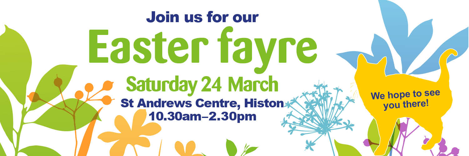 Cats Protection Easter Fayre