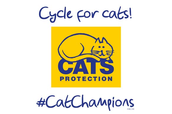 Cycle for cats logo