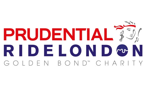 Prudential Ride London logo