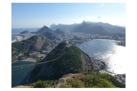 Brazil cycle landscape