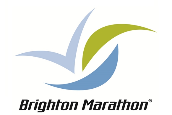 Brighton marathon logo