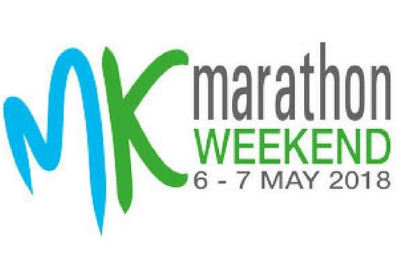 Milkton Keynes marathon logo