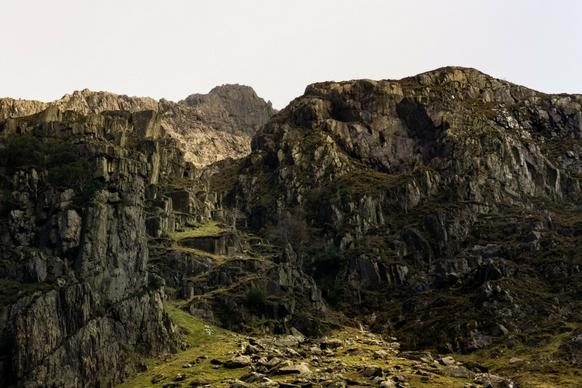 Snowdon path