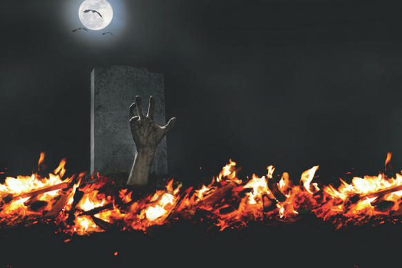 Zombie firewalk