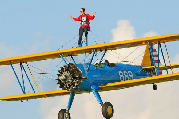 Wing Walk day image