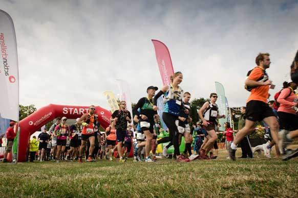 Isle of Wight runners