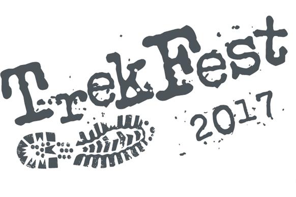 Trekfest 2017 logo