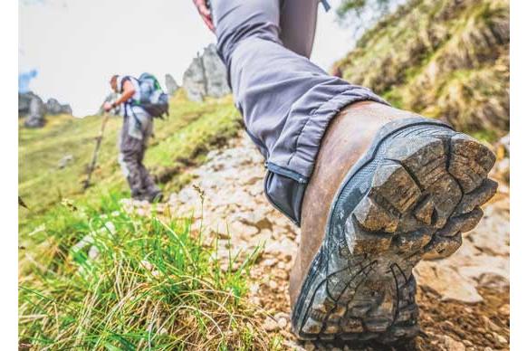 Trekfest beacons muddy boots