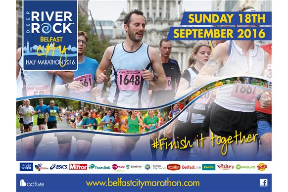 Belfast Half Marathon logo