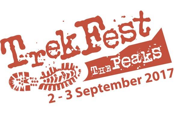 Trekfest The Peaks logo