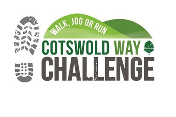 Cotswold Way challenge logo