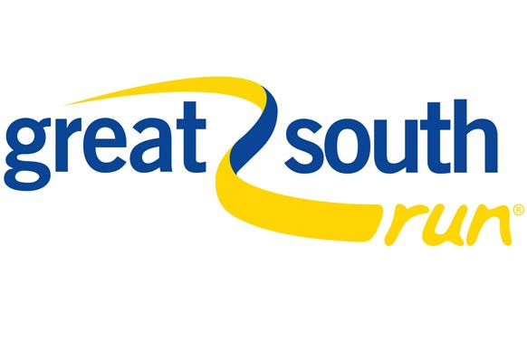 Great South Run logo