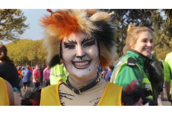 great south run participant