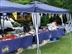 Stall at Heald Green Festival