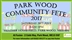 Park Wood Community Fete