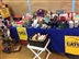 Stall at Lytham Methodists Table Top Sale