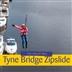 Tyne Bridge Zipslide