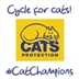 Cycle to help cats