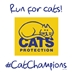 Run the London Marathon for Southend Cats Protection