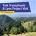 Trek Transylvania & Lynx Big Cat Project Visit